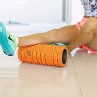 Phoenix Fitness Deep Tissue Massage EVA Foam Roller Pilates Gym and Training
